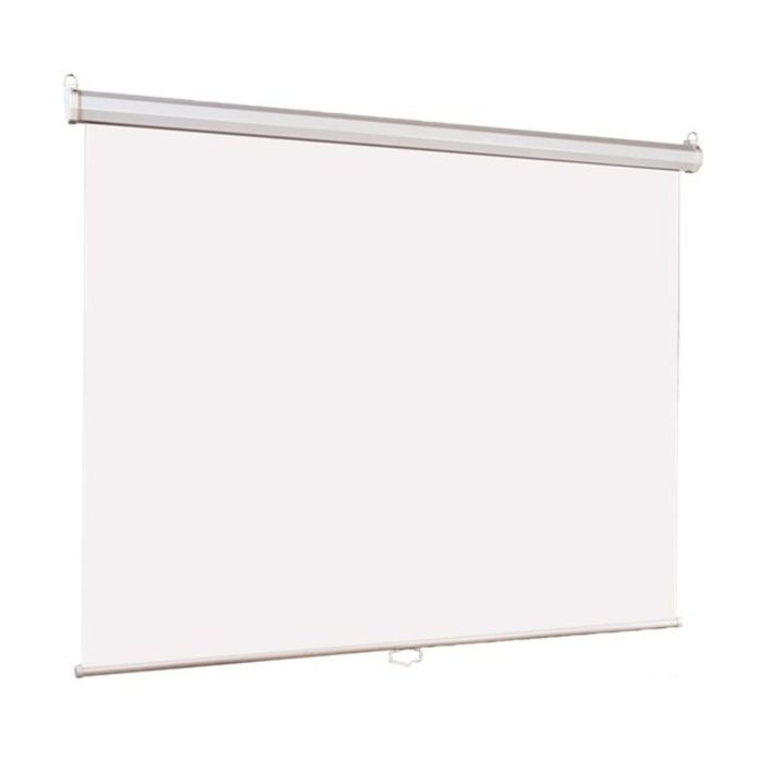 Экран Lumien 150x150 Eco Picture LEP-100101 1:1, настенно-потолочный, рулонный