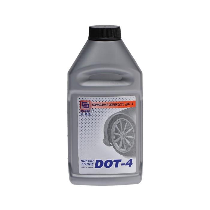 """Тормозная жидкость """"Промпэк"""" Дот-4, 455г"""