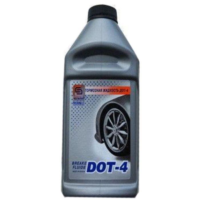"""Тормозная жидкость """"Промпэк"""" Дот-4 EXTRA, 910г"""