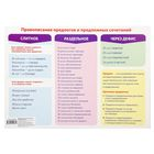 """Training poster A3 """"Spelling of prepositions and prepositional combinations"""""""