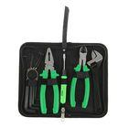Набор инструмента TUNDRA basic, 5 предметов, кейс-папка