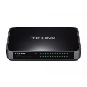 Коммутатор TP-Link Desktop Switch TL-SF1024M неуправляемый настольный 24x10/100BASE-TX