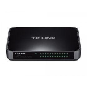 Коммутатор TP-Link Desktop Switch TL-SF1024M неуправляемый настольный 24x10/100BASE-TX Ош