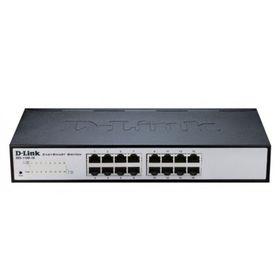 Коммутатор D-Link DES-1100-16/A2A управляемый настольный/19U 16x10/100BASE-TX Ош