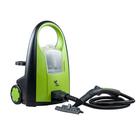 Пароочиститель напольный Kitfort КТ-903 2000Вт зелёный