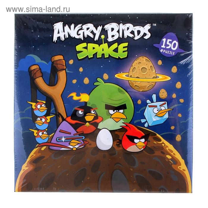 Пазлы Angry Birds, 150 элементов