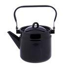 Чайник 2 л, цвет черный