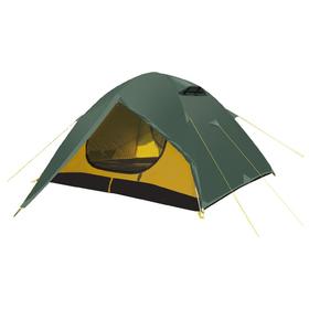Палатка, серия Trekking Cloud 2, зелёная, двухместная