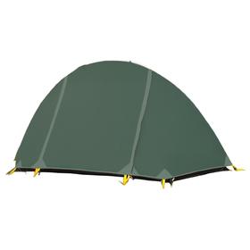 Палатка, серия Trekking Bike base, зелёная, одноместная