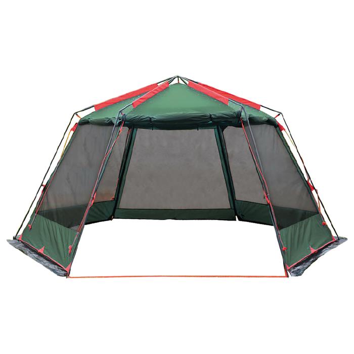 Палатка, серия Casmping Highland, зелёная
