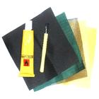 Ремкомплект для палатки (заплаты всех тканей + клей)