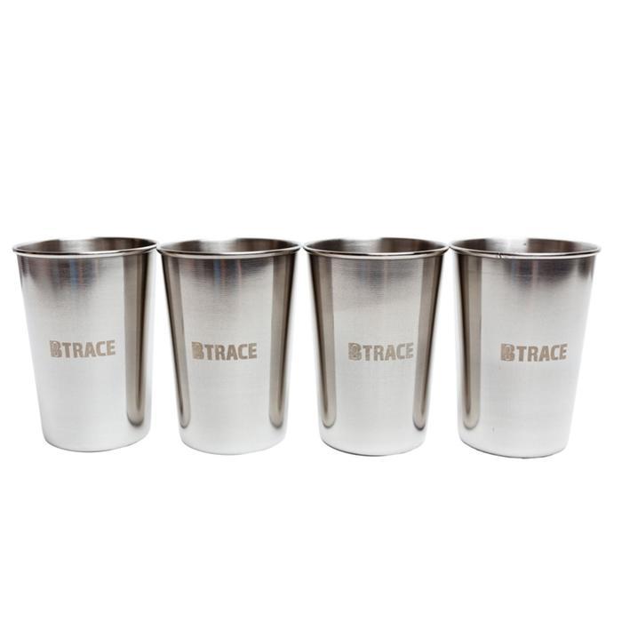 Набор стаканов 4шт х 175 мл
