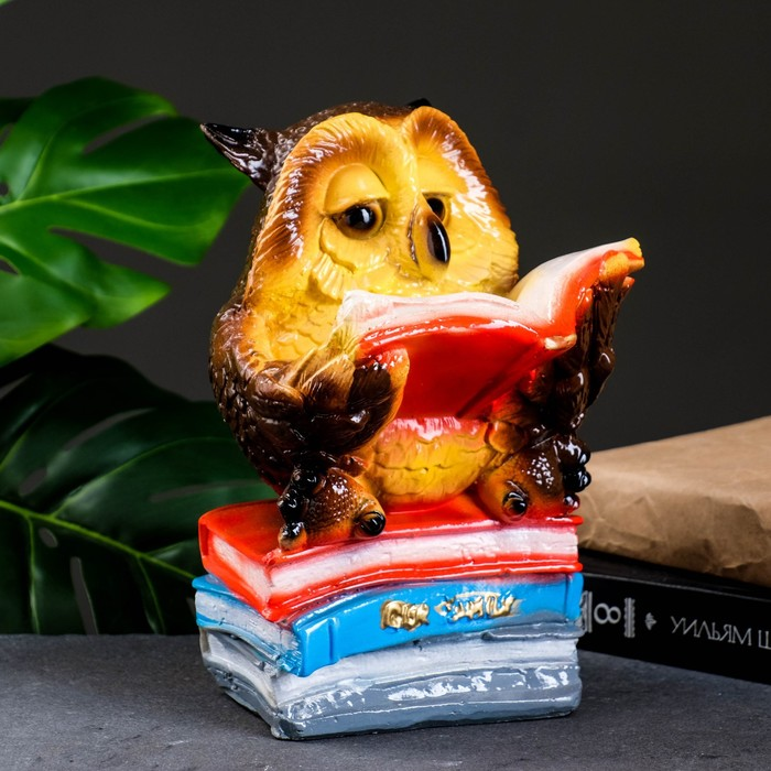 "Копилка ""Сова с книгой"""