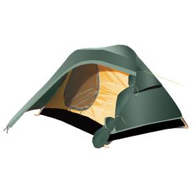 Палатка, серия Trekking Micro, зелёная, двухместная