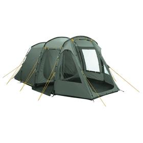 Палатка, серия Casmping Family 5, зелёная, 5-местная