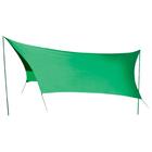 Тент серия Camping 4,4x4,4 м, цвет зелёный