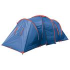 Палатка серия Basic line Gemini, синяя, 4-местная