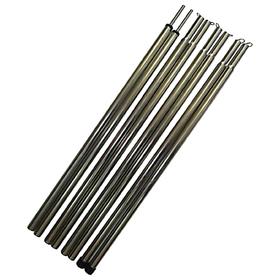 Стойки стальные , d-16 мм, длина 2,3 м, комплект -2 шт.
