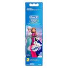Насадка для зубных щеток Oral-B Kids Stages Frozen 2 шт для детской зубной щетки