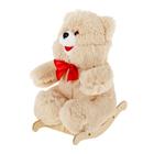 """Качалка """"Медведь"""", для кукол"""