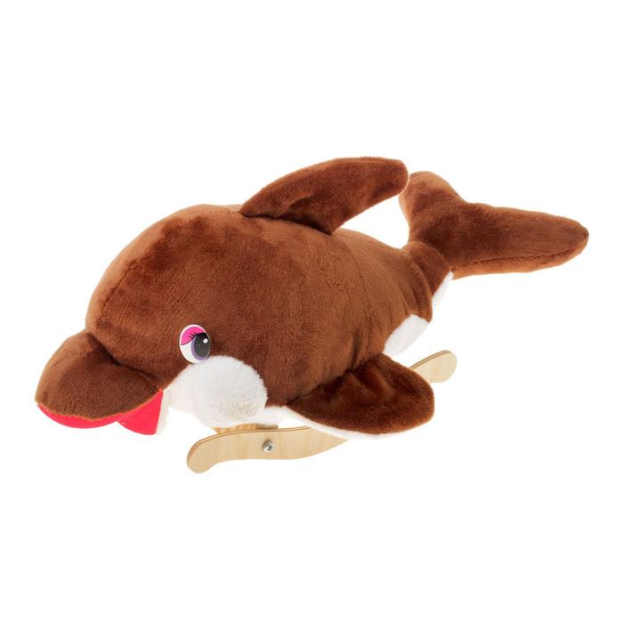 "Качалка ""Дельфин"", для кукол"