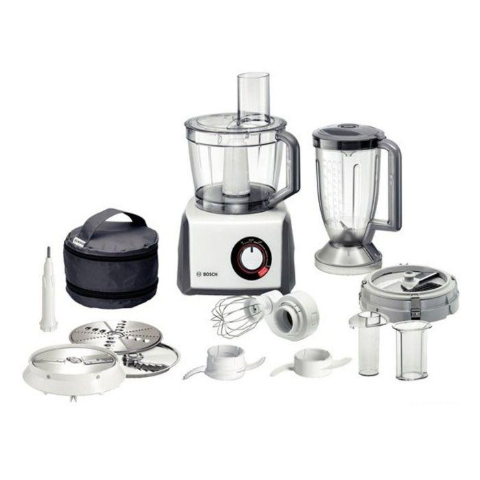 Кухонный комбайн Bosch MCM64085, 1200 Вт, белый