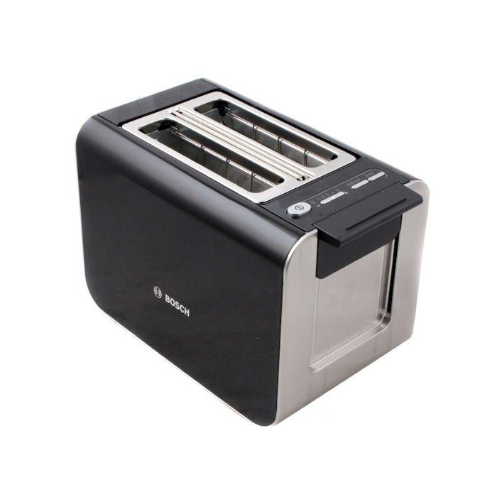 Тостер Bosch TAT8613 860 Вт чёрный