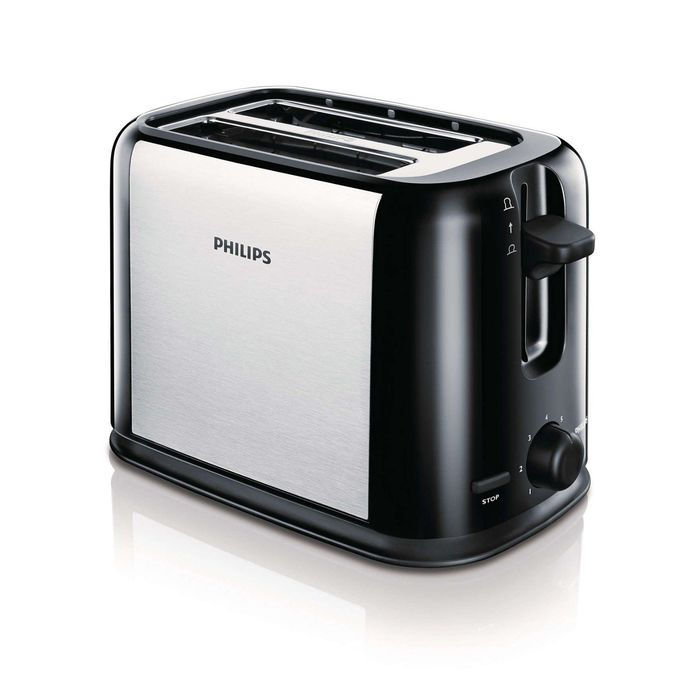 Тостер Philips HD2586 950 Вт чёрный