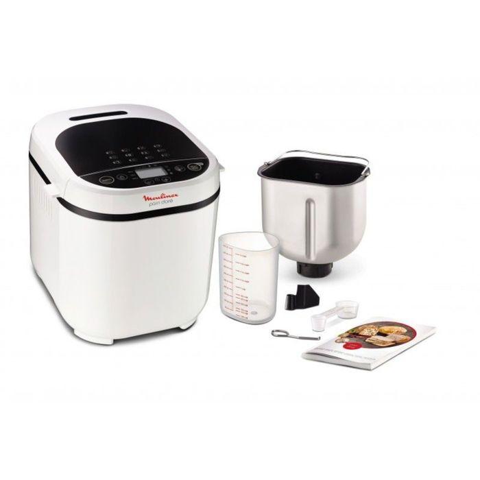Хлебопечь Moulinex OW210 650 Вт белый
