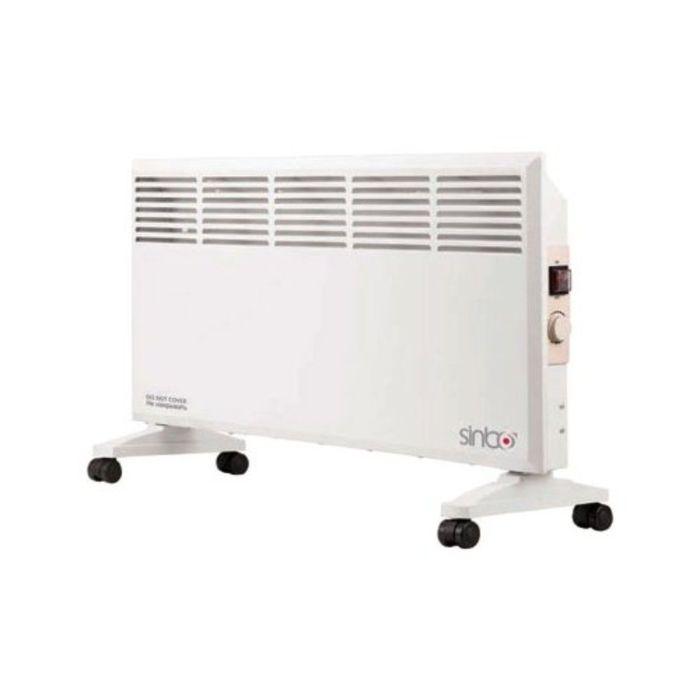 Обогреватель Sinbo SFH 3366, конвекторный, 1600 Вт, белый