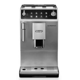 Кофемашина De Longhi Autentica ETAM 29.510.SB, автоматическая, 1450 Вт, 1.4 л, серебристая