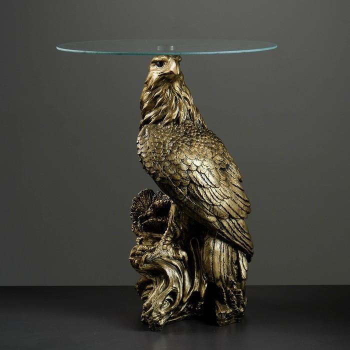 "Стол ""Орел"" 63см, полистоун"