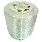 Сушилка для овощей и фруктов Спектр-Прибор Ветерок-2У 600 Вт прозрачная