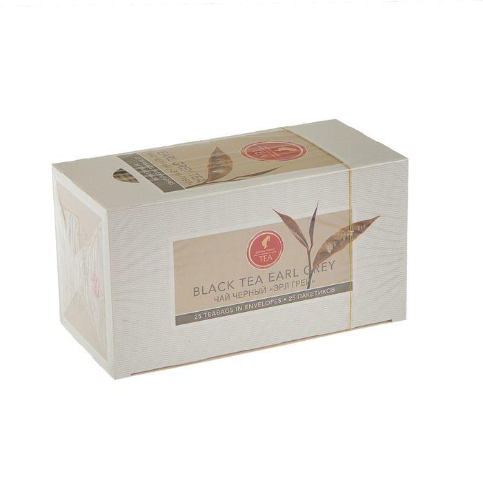 Earl Grey Чай черный Эрл Грей 25/1,5 г (рус.,пекетир.)37,5гр