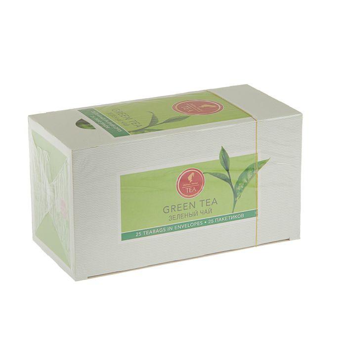 Green Classic Чай зеленый 25/1,5 г (рус., пакетир.) 37,5гр
