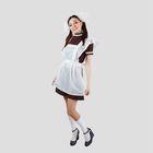 "Костюм ""Отличница"", платье, фартук атлас, банты 2 шт, размер 46-48"