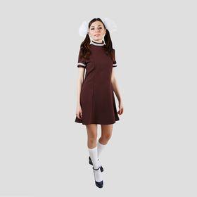 """Платье """"Отличница"""", размер 42-44   2444"""