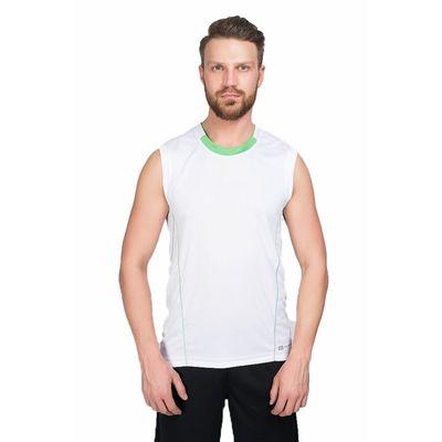 Футболка мужская, модель 00, цвет белый, 52/182