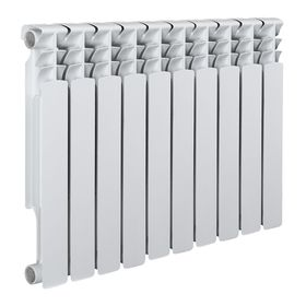Радиатор Tropic 500x80 мм биметаллический, 10 секции Ош