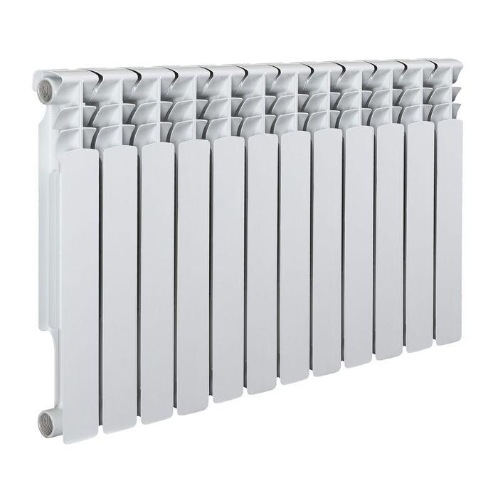 Радиатор Tropic 500x80 мм биметаллический, 12 секций