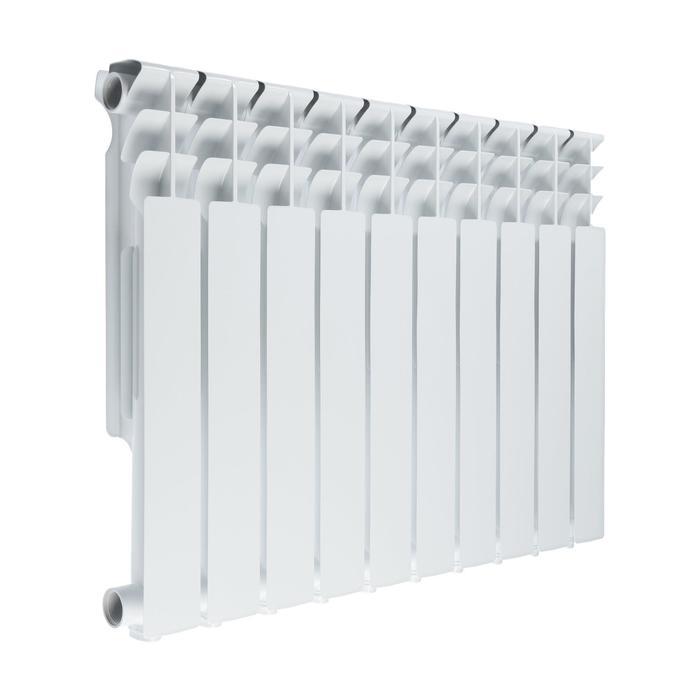 Радиатор Tropic 500x100 мм алюминиевый, 10 секций