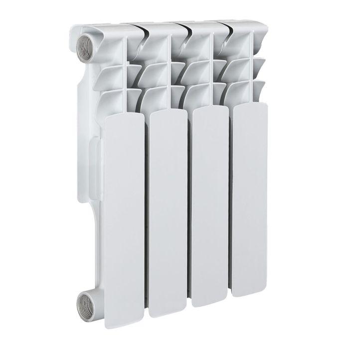 Радиатор Tropic 350x80 мм биметаллический, 4 секции