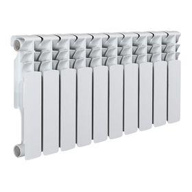 Радиатор Tropic 350x80 мм биметаллический, 10 секций