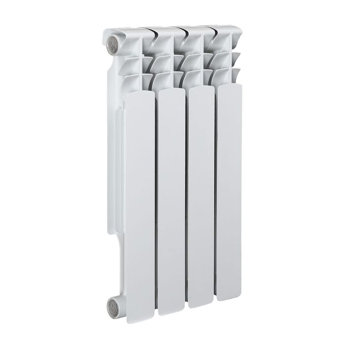 Радиатор Tropic 500x80 мм биметаллический, 4 секции