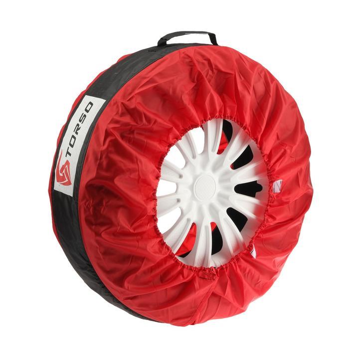 Чехол для хранения колеса TORSO, универсальный, R13-22