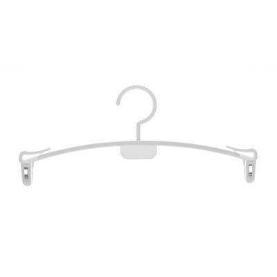 Вешалка для брюк и юбок L=27.5, (фасовка 10 шт), цвет белый