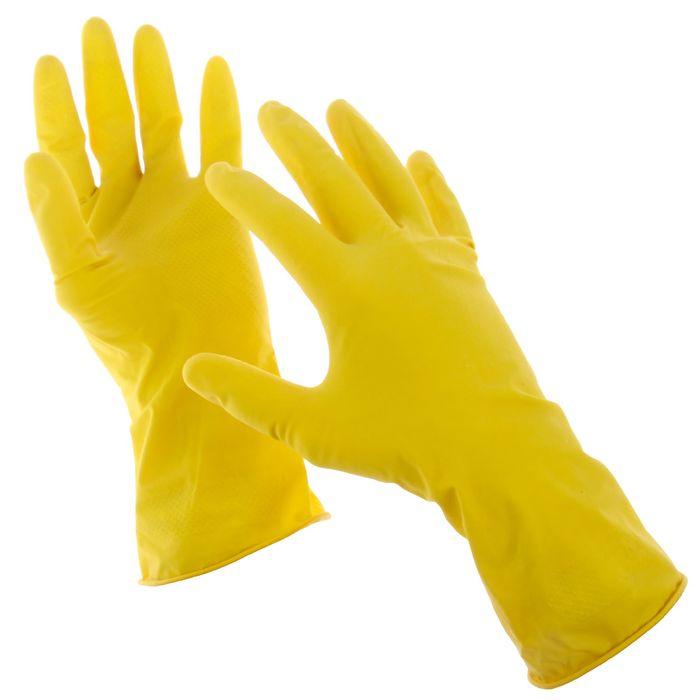 Перчатки хозяйственные универсальные, размер L, Handwork, 40 г.