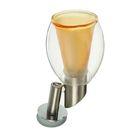 "Подсветка для зеркал ""Азалия"" 1 лампа G9 20W 220V 10х10 см"