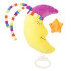 Мягкая музыкальная игрушка-подвеска «Месяц»