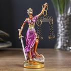 """Сувенир """"Фемида - богиня правосудия"""" 13х4,5х4,5 см"""